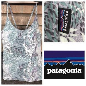 Patagonia Rare Spaghetti Cami w/built in bra